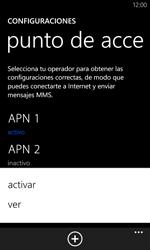 Configurar internet - Nokia Lumia 1020 - Passo 14