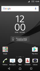 Configurar el equipo para navegar en modo de red LTE - Sony Xperia Z5 Compact - Passo 1