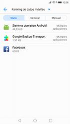 Verificar el uso de datos por apps - Huawei P10 Lite - Passo 4