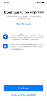 Activar el dispositivo con la función antirrobo - Apple iPhone 11 - Passo 27