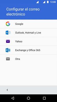 Configurar el correo electrónico - Motorola Moto G4 - Passo 7