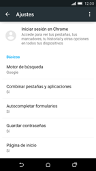 Configurar internet - HTC One M9 - Passo 25