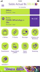 Guía de Uso VIVA APP Postpago - iOS VIVA APP MÓVIL - Passo 14