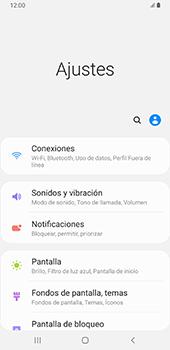 Configurar internet - Samsung Galaxy A9 (2018) - Passo 4