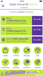 Menú General - iOS VIVA APP - Passo 14
