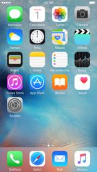 Configurar el equipo para navegar en modo de red LTE - Apple iPhone 6s (iOS9) - Passo 1