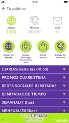 Suscripción y desuscripción de una bolsa de MB - iOS VIVA APP - Passo 16