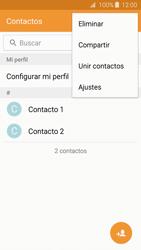 Sincronizar contactos con una cuenta Gmail - Samsung Galaxy J3 2016 (J320) - Passo 5