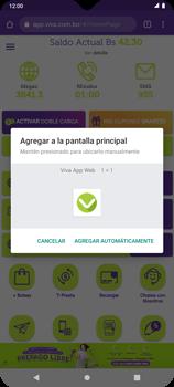 Usa VIVA APP sin que ocupe espacio en tu teléfono - Android VIVA APP MÓVIL - Passo 14
