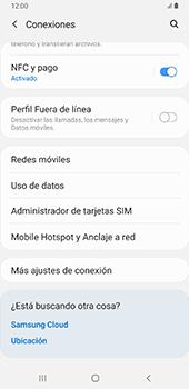 Configurar para compartir el uso de internet - Samsung Galaxy A9 (2018) - Passo 5