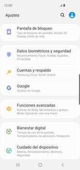 Liberar espacio en el teléfono - Samsung Galaxy S10e - Passo 3