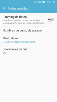 Configurar el equipo para navegar en modo de red LTE - Samsung Galaxy J7 2016 (J710) - Passo 7