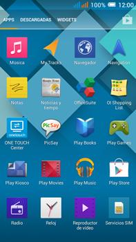 Configurar internet - Alcatel Pop C9 - Passo 21