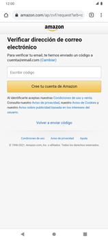 Suscripción de Amazon Prime por VIVA APP - Android VIVA APP - Passo 19