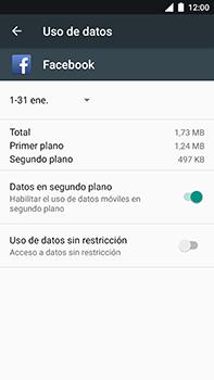Verificar el uso de datos por apps - Xiaomi Mi A1 - Passo 7
