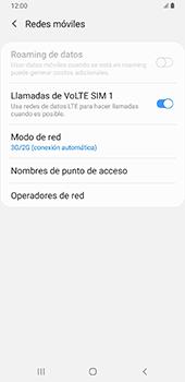 Configurar el equipo para navegar en modo de red LTE - Samsung Galaxy A9 (2018) - Passo 6