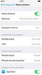 Configurar el equipo para navegar en modo de red LTE - Apple iPhone 7 (iOS10) - Passo 4