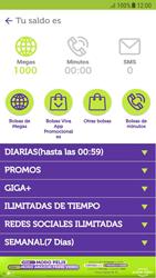 Suscripción y desuscripción de una bolsa de MB - Android VIVA APP - Passo 16