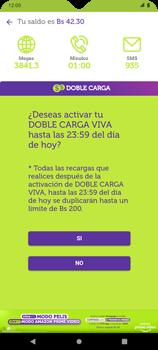 Doble Carga - Android VIVA APP - Passo 4