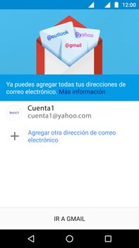 Configurar el correo electrónico - Motorola Moto G4 - Passo 13
