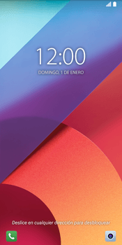 Configurar internet - LG G6 - Passo 33