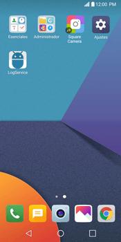 Sincronizar contactos con una cuenta Gmail - LG G6 - Passo 3