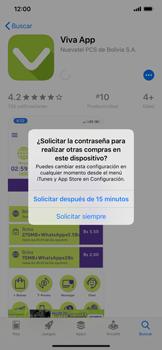 Instalar aplicaciones - Apple iPhone 11 - Passo 17