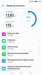 Liberar espacio en el teléfono - Huawei P10 Lite - Passo 14