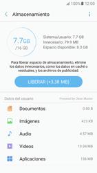 Liberar espacio en el teléfono - Samsung Galaxy A5 2017 (A520) - Passo 6