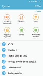 Configurar internet - Samsung Galaxy J5 2016 (J510) - Passo 3