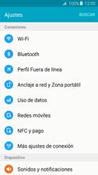 Configurar el equipo para navegar en modo de red LTE - Samsung Galaxy J3 2016 (J320) - Passo 3