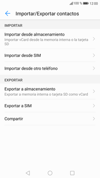 Sincronizar contactos con una cuenta Gmail - Huawei Mate 9 - Passo 11