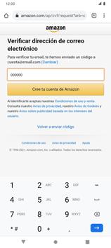 Suscripción de Amazon Prime por VIVA APP - Android VIVA APP - Passo 20