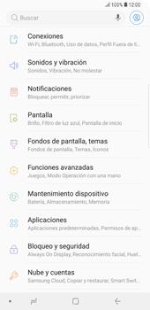 Configurar para compartir el uso de internet - Samsung Galaxy S9+ - Passo 3