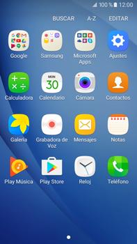 Sincronizar contactos con una cuenta Gmail - Samsung Galaxy J7 2016 (J710) - Passo 5