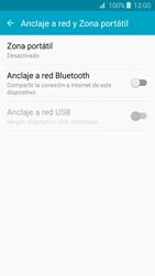 Configurar para compartir el uso de internet - Samsung Galaxy J3 2016 (J320) - Passo 4