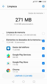 Liberar espacio en el teléfono - Huawei Mate 9 - Passo 4
