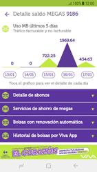 Resumen de uso de datos - Android VIVA APP - Passo 4