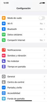 Verificar el uso de datos por apps - Apple iPhone X - Passo 3