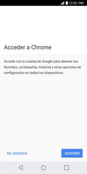 Configurar internet - LG G6 - Passo 21