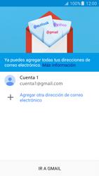 Configurar el correo electrónico - Samsung Galaxy J5 2016 (J510) - Passo 15