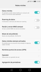 Configurar el equipo para navegar en modo de red LTE - Huawei P9 - Passo 8