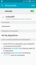 Configurar para compartir el uso de internet - Samsung Galaxy J3 2016 (J320) - Passo 10
