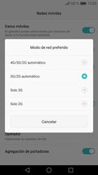 Configurar el equipo para navegar en modo de red LTE - Huawei P9 - Passo 7