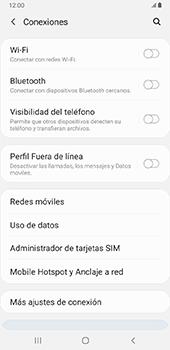 Configurar para compartir el uso de internet - Samsung Galaxy J8 - Passo 5