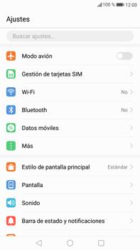 Configurar internet - Huawei Mate 9 - Passo 3