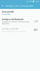 Configurar para compartir el uso de internet - Samsung Galaxy J5 2016 (J510) - Passo 5