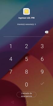 Configurar internet - LG G6 - Passo 32