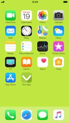 Recarga con tarjeta de crédito/débito - iOS VIVA APP - Passo 2