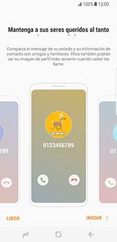 Sincronizar contactos con una cuenta Gmail - Samsung Galaxy S8 (G950U) - Passo 4